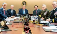 Thủ lĩnh tối cao IS bị bố ráp, tiêu diệt như thế nào?