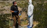 Tìm thấy hơn 40 đầu lâu trong hầm của nhóm nghi phạm ma túy