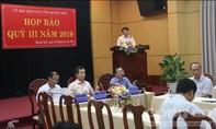 Quảng Ngãi thông tin về dự án đập dâng sông Trà Khúc trị giá 1.500 tỷ đồng