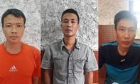 Ba tên trộm chuyên nghiệp dùng ô tô đi gây án liên tỉnh