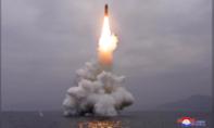 Triều Tiên tuyên bố phóng thử thành công tên lửa bắn từ tàu ngầm