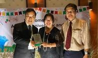 Người sáng lập 'Hạt giống tâm hồn' nhận giải vì cộng đồng tại Thái Lan