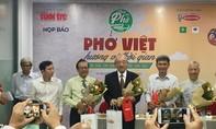 """Hoa hậu Diễm Hương làm đại sứ chương trình """"Ngày của Phở"""""""