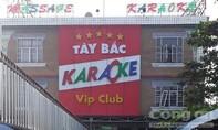 Dùng súng giải quyết mâu thuẫn giữa chủ quán karaoke và nữ tiếp viên