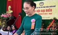 Kỷ luật nguyên nữ phó chủ tịch tỉnh vì bán nhà công sản sai đối tượng