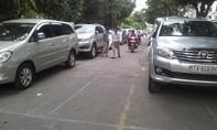 Ách tắc không gian ngầm cùng các bãi đậu xe