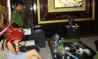 Tiệc ma túy mừng sinh nhật giang hồ nhí trong quán karaoke