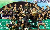 Hà Nội lần đầu đoạt Cup Quốc gia