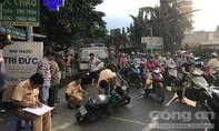 Vào Sài Gòn chơi được vài ngày, thanh niên bị tai nạn tử vong
