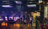 Thêm 35 người phê ma túy trong quán bar vi phạm nhiều lần