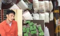 Phá đường dây buôn ma túy lớn từ Sài Gòn về Lâm Đồng