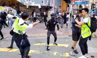 Cảnh sát bắn người biểu tình Hong Kong, bạo động lan rộng
