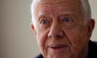 Cựu tổng thống Mỹ Jimmy Carter xuất huyết não phải nhập viện