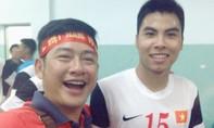 Sao Việt vỡ òa sau bàn thắng của Tiến Linh