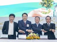 Ký kết hợp tác nâng cấp nhà vệ sinh trường học, bệnh viện