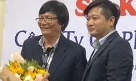 Nhà văn Đoàn Thạch Biền ký kết trao toàn bộ bản quyền tác phẩm