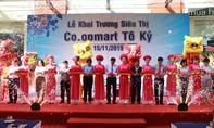 Saigon Co.op khai trương siêu thị Co.opmart thứ 4 tại quận 12