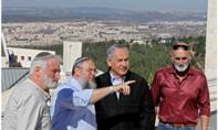 Mỹ ủng hộ các khu định cư Do Thái do Israel xây trên đất Palestine