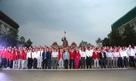 Đoàn TTVN khu vực phía Nam xuất quân tham dự SEA Games 30
