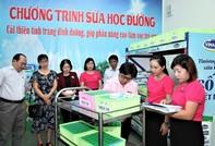 """Chương trình Sữa học đường: TPHCM đã """"vào nhịp"""" sau 2 tuần triển khai"""