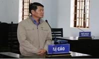 Nguyên Phó chủ tịch huyện lấn chiếm đất rừng lãnh án tù