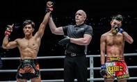 Video Duy Nhất hạ knock-out nhà vô địch Muay Nhật Bản