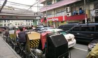 Nữ tài xế Grab ở Manila: