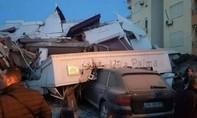 Người đàn ông tử vong vì nhảy khỏi tòa nhà do sợ... động đất