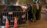Tài xế nghi say rượu lái xe biển xanh của Liên đoàn Bóng đá VN gây tai nạn