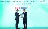 HDBank vào Top 10 Doanh nghiệp niêm yết vốn hóa lớn