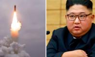 Triều Tiên phóng tiếp 2 quả tên lửa