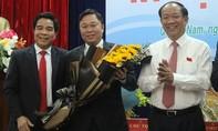 Ông Lê Trí Thanh được bầu giữ chức Chủ tịch UBND tỉnh Quảng Nam