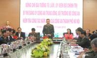 Bộ trưởng Tô Lâm kiểm tra công tác tại Công an TP.Hà Nội