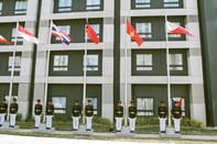 Lễ thượng cờ 11 quốc gia tham dự SEA Games 30