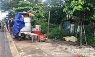 Phát hiện thi thể người phụ nữ bán bánh mì trên vỉa hè