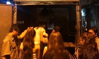 50 dân chơi dương tính ma túy trong quán karaoke ở Biên Hòa