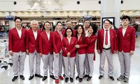 Các bộ môn thể thao Việt Nam lên đường dự SEA Games 30