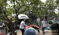 Đi viếng mộ cha, người đàn ông chết cháy sau tiếng nổ lớn tại nghĩa trang