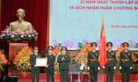 MB đón nhận Huân chương Bảo vệ Tổ quốc hạng Nhất