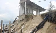 Quảng Nam: Bờ biển Cửa Lở ngày càng sạt lở nghiêm trọng