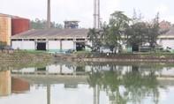 Nhà máy cồn Đại Tân gây ô nhiễm: Xử lý xong 9.000m3 dịch tồn