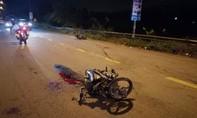 Xe máy tông nhau kinh hoàng, hai người tử nạn