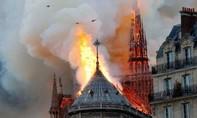 Chuyên gia Trung Quốc tham gia tái thiết nhà thờ Đức Bà Paris