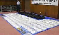 Nhật phá đường dây ma túy lớn, thu giữ 400 kg cocaine