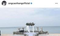 Dàn sao đua nhau check in địa điểm đám cưới Đông Nhi – Ông Cao Thắng