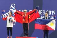 Việt Nam đã có 5 HCV tại SEA games 30