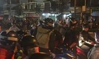 Hàng trăm phương tiện bị tạm giữ sau đêm chung kết