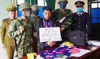 Vận chuyển gần 10.000 viên ma túy từ nước ngoài về Việt Nam