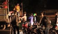 Vây bắt 300 ''quái xế'' đua xe làm loạn trong đêm