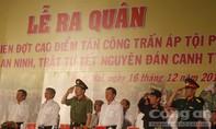 """Công an tỉnh Đồng Nai tung """"quả đấm thép"""" trấn áp tội phạm"""